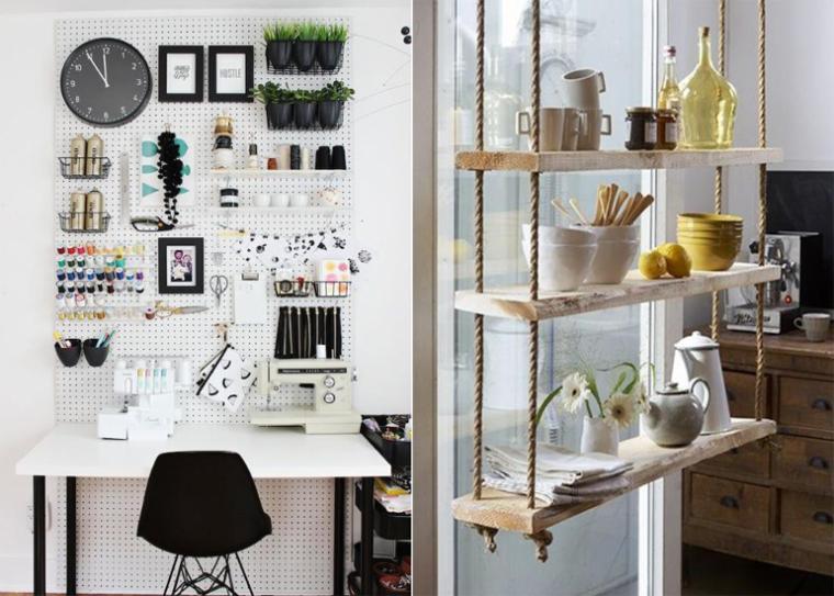 10x opbergen in huis in open ruimtes   interior junkie