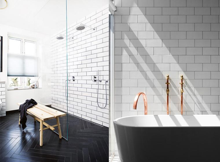 11x witte tegels in huis   interior junkie