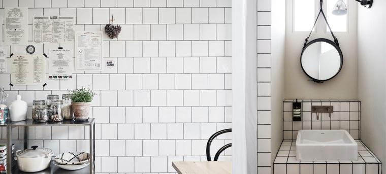 Awesome Zwarte Voegen Badkamer Ideas - House Design Ideas 2018 ...