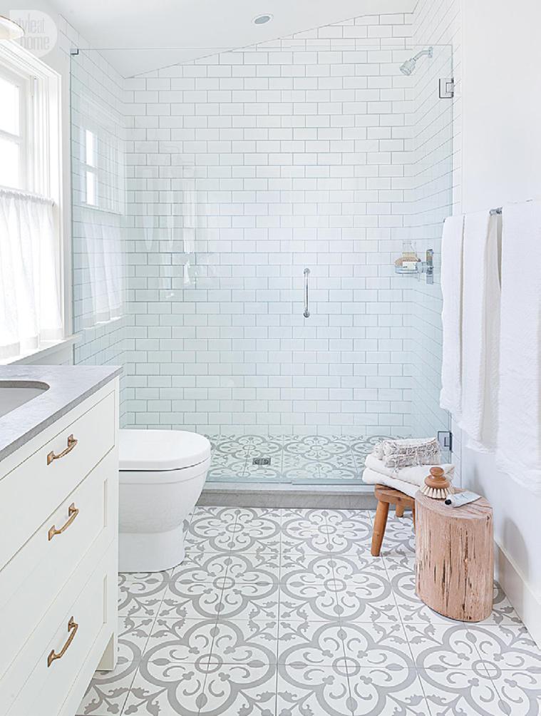 x de mooiste badkamervloeren  interior junkie, Meubels Ideeën