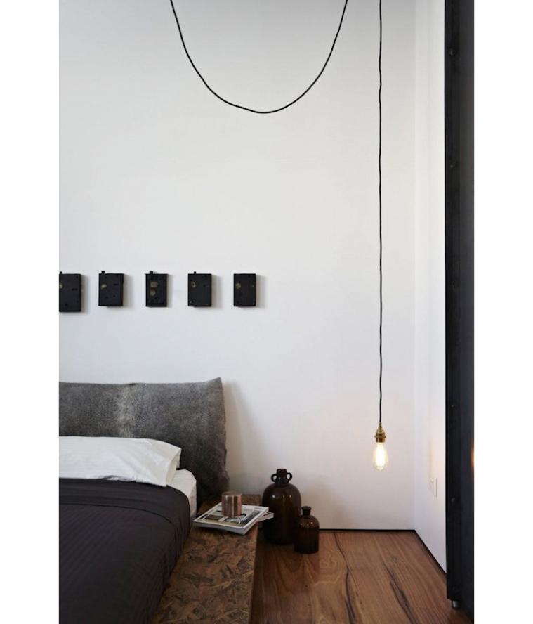 Elegant Slaapkamer Met Hanglampen Te Koop - Inspiratie Woonkamer en ...