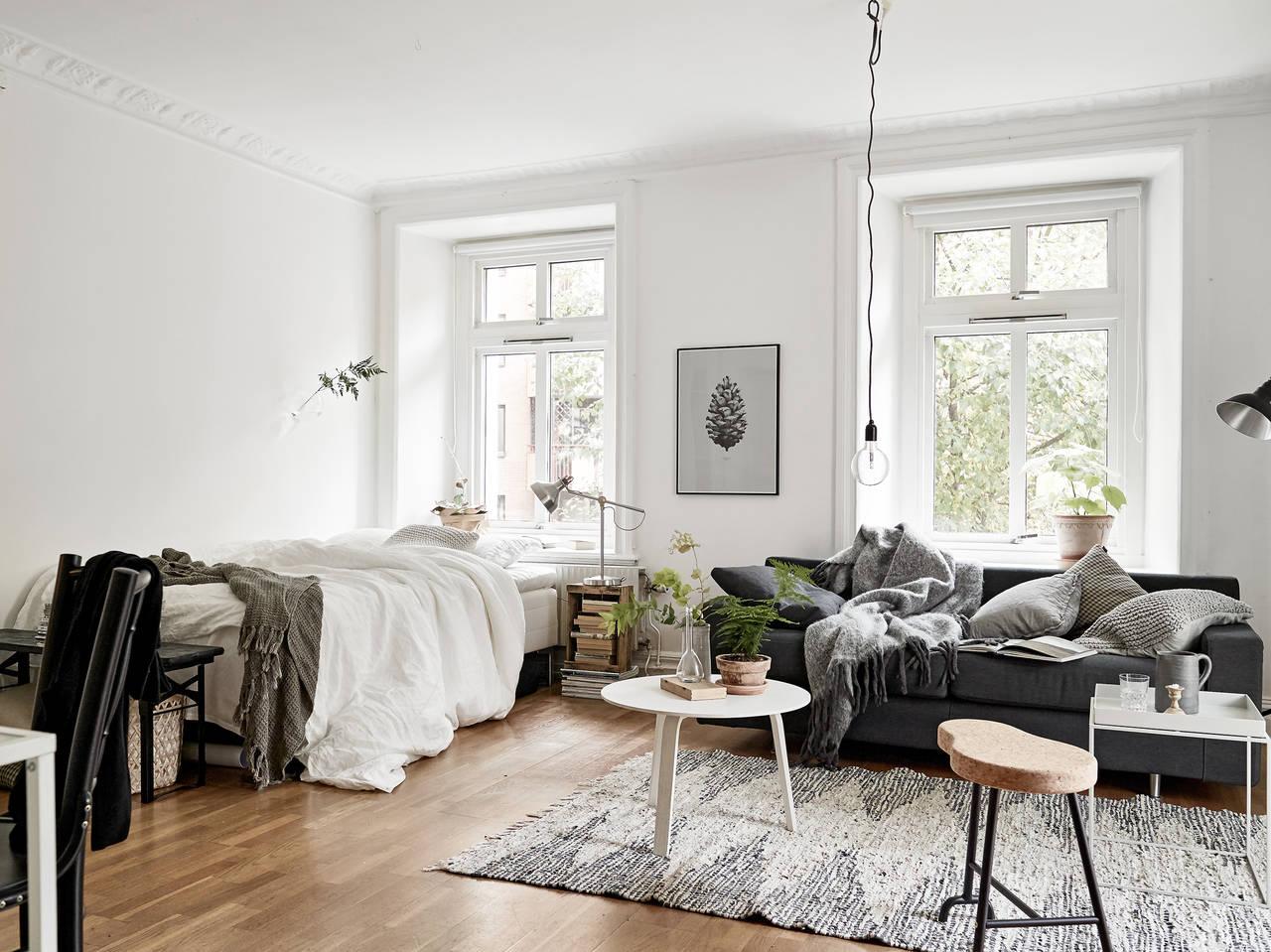 Compact wonen op 37m2   interior junkie