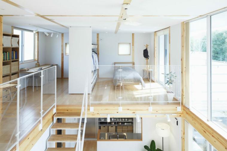 Slaapkamer Inrichten Zen : Inrichting japanse stijl. great grote beige witte woonkamer in
