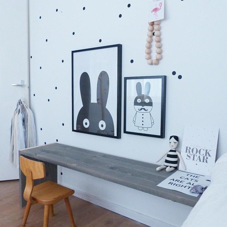 Handig een speelhoek in de woonkamer interior junkie - Beeld decoratie slaapkamer ...