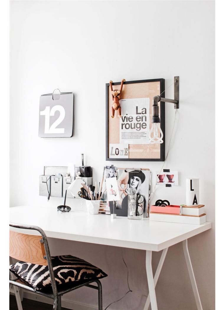 Huis met fijne thuiswerkplek en veel design   interior junkie