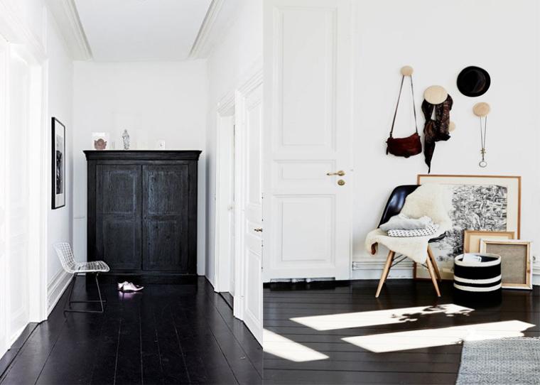 Slaapkamer Zwarte Vloer : Slaapkamer ideeen muren beste ideen over huis en interieur
