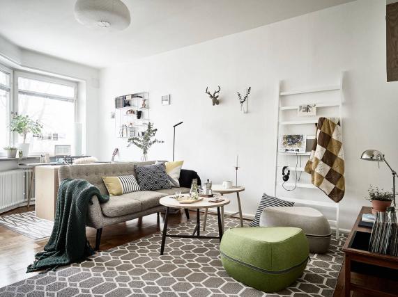 Compacte Keuken In Appartement : Compact wonen op 57m2 - INTERIOR ...