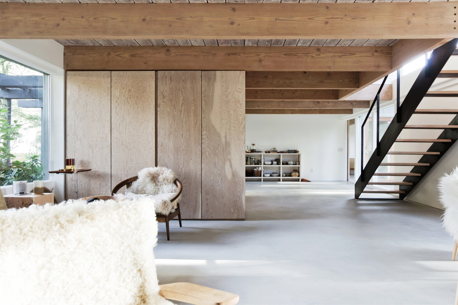 Minimalistisch huis in vancouver vol authenticiteit   interior junkie
