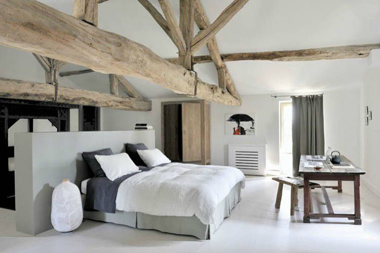 Slaapkamer Meubels Zaandam : Mooi voor in huis: een plafond met houten ...