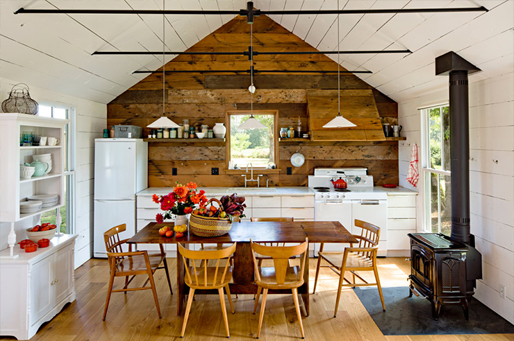 Slaapkamer Meubels Zaandam : Thuis in een huisje op het platteland ...