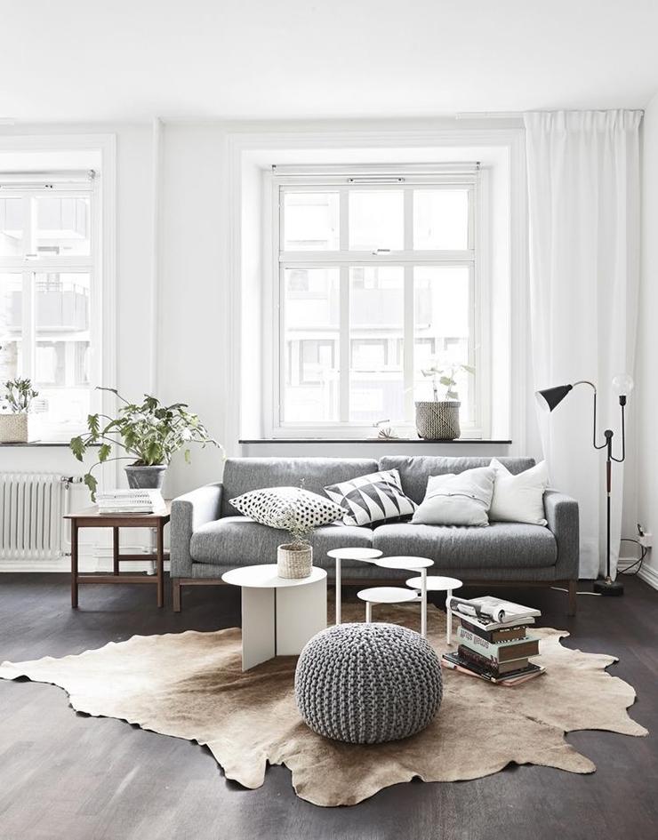 Kussens Woonkamer Design : Lekker knus een bank vol kussens interior ...