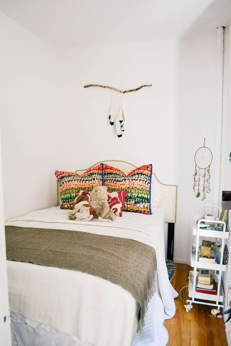 Compact wonen in een schattig appartement in new york   interior ...