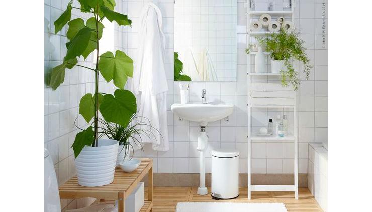 Badkamer Plant ~ Beste Ideen Over Huis en Interieur