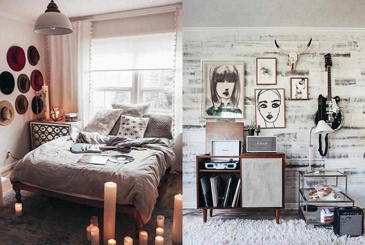 Slaapkamer Meubels Zaandam : Retro vintage slaapkamer om van te dromen ...