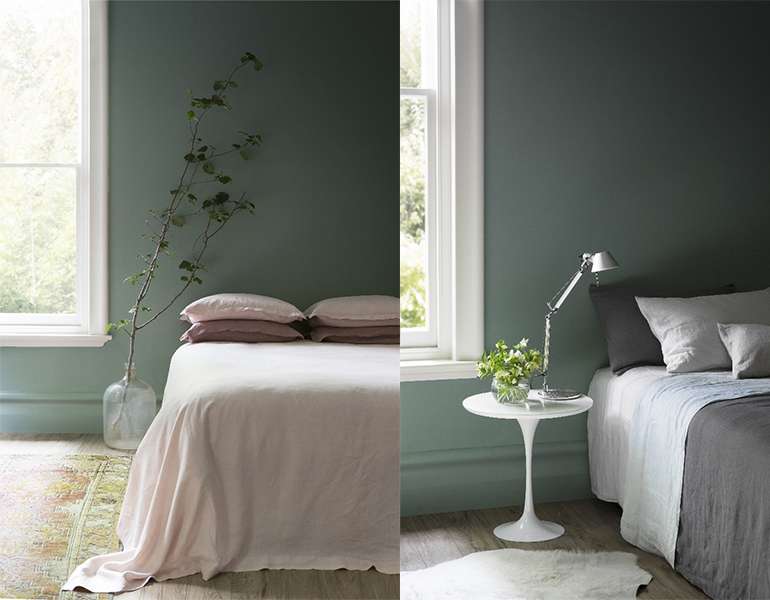 Slaapkamer Muur Kleur : Kleur muur slaapkamer in mooi afbeeldingen van kleur slaapkamer