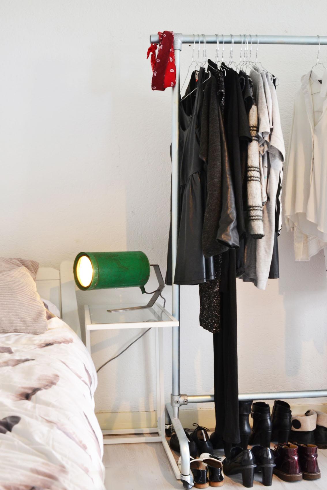Wonen in een studentenkamer van 16m2   interior junkie