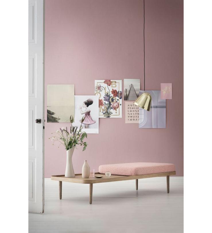 De trendkleur roze in huis: ook voor mannen!