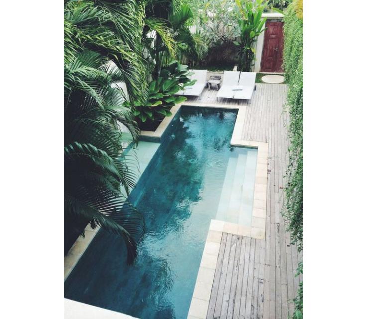 Hou je hoofd koel met deze zwembaden