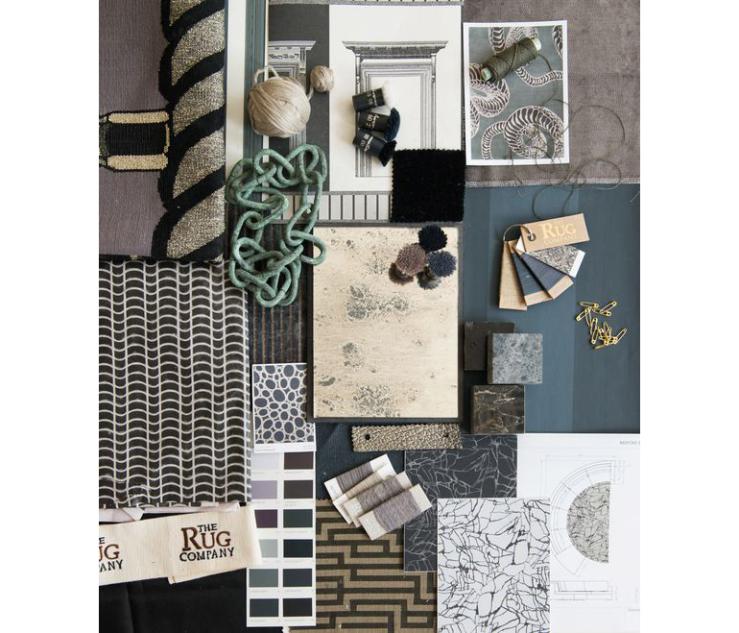Lesje moodboards maken zo doe best free home design for Interior junkie