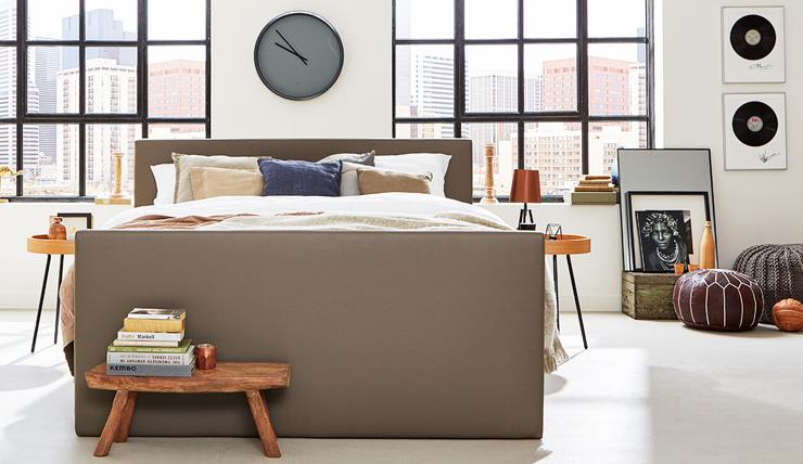 Bezoek de interior junkie x swiss sense slaapkamer for Interior junkie