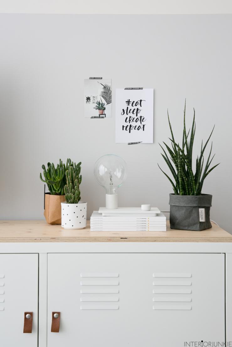 Huizentour bij blogger anne van remade with love interior junkie - Slaapkamer accessoire ...