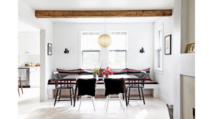 Bungalow in een modern landelijk en industriële stijl   interior ...