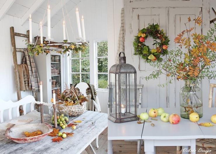 Herfst in huis zo maak je het extra gezellig u drÖmhus