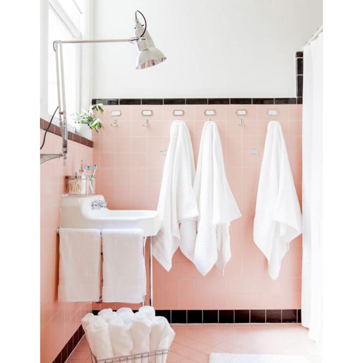 Verliefd op zwart versus roze in huis