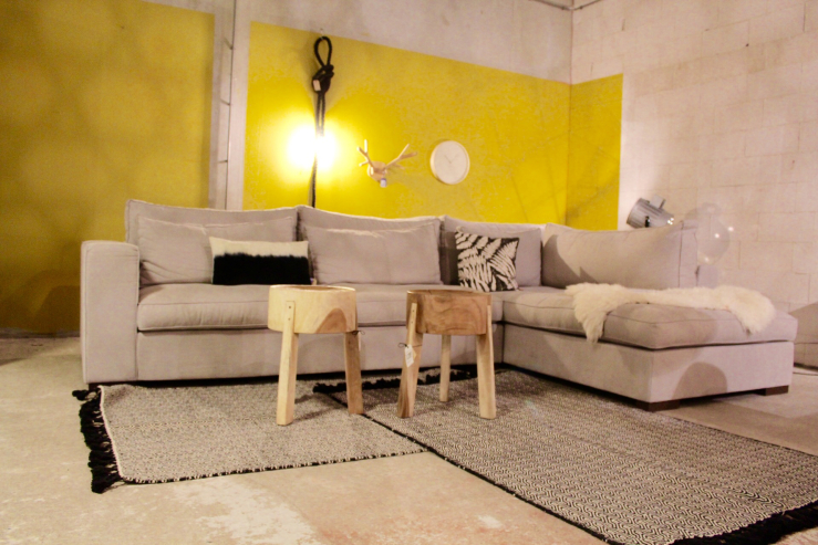 Woonshoppen @ Design Fabriek & Meneer Peer