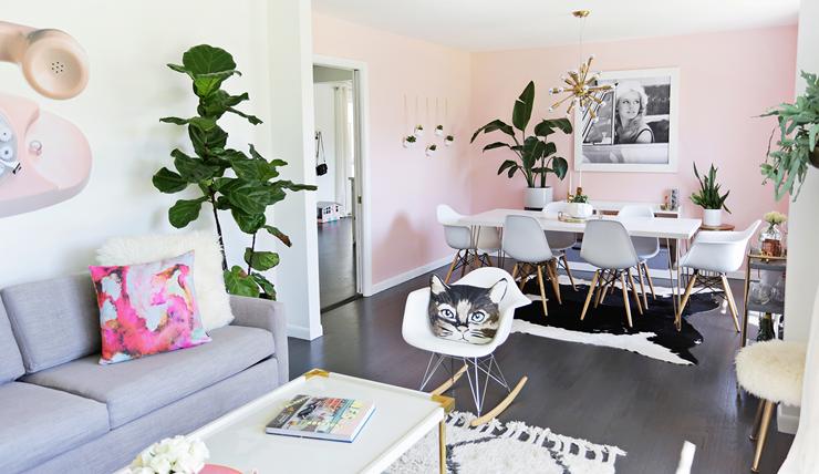 Van een grauw huis naar een cool thuis