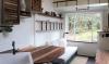 Binnenkijken in een mobiel huisje van 18 m2