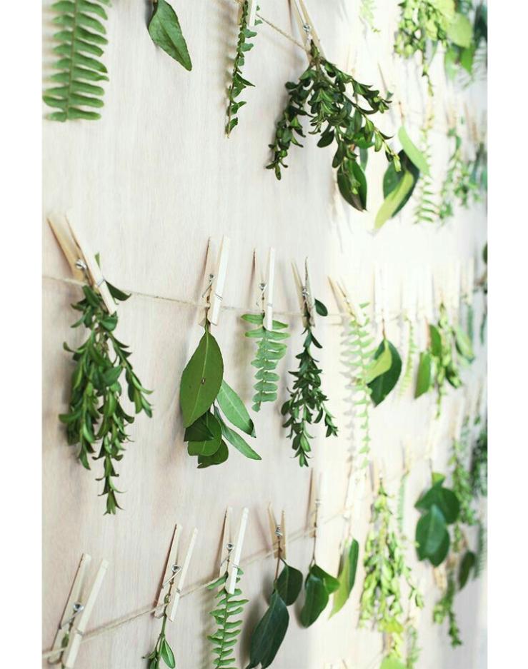 8x de mooiste ideeën met hangende bloemen