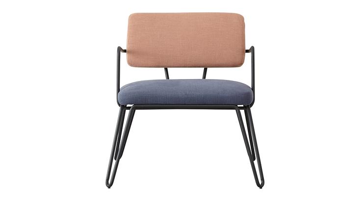 Deze fauteuil is om op te vreten