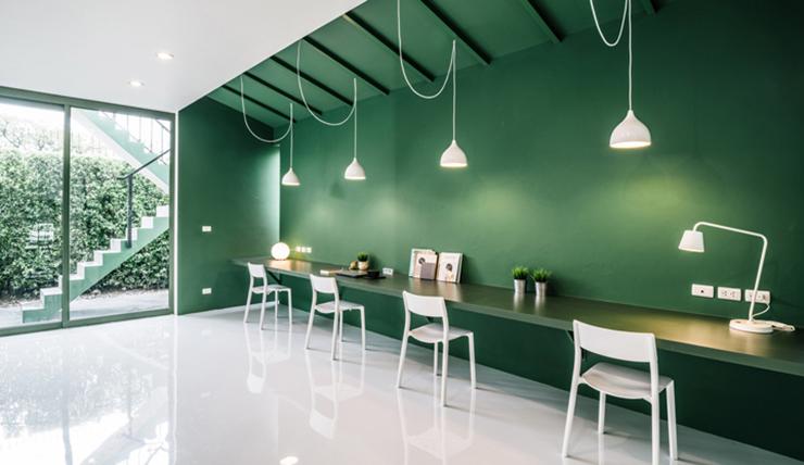 Inspiratie voor het inrichten van je kantoor interior for Interior junkie