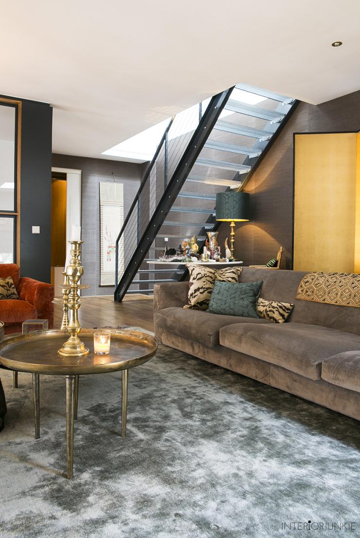 Huizentour in de droomloft van interieurdesigner Reineke