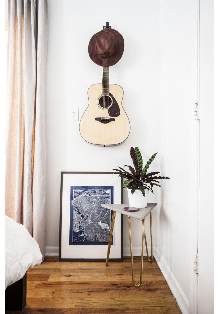 Zo style jij je muziekinstrument in huis