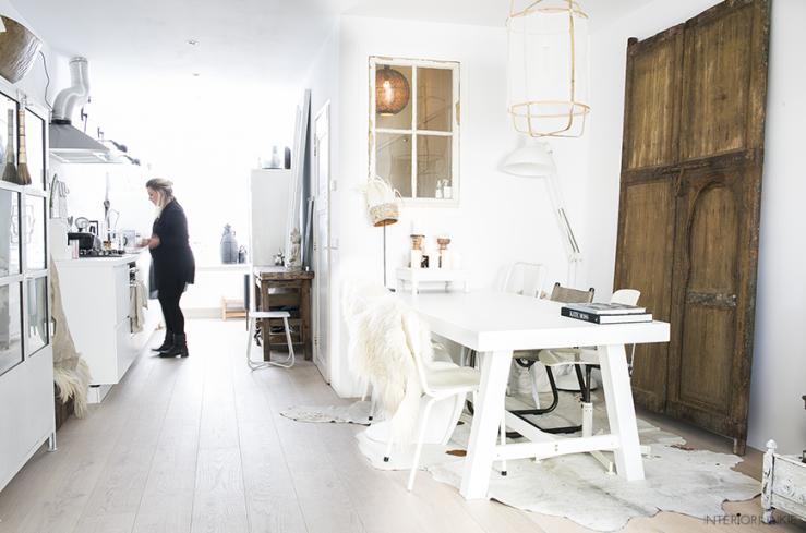 Huizentour bij blogger Sanne van &Stijl