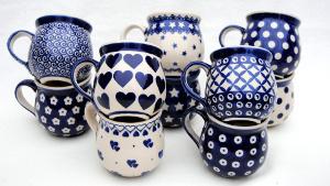 Pools aardewerkshop d shop voor traditioneel bunzlau aardewerk damespraatjes - Samengestelde pool weergaven ...