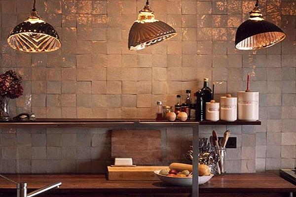 Wandtegels Keuken Voorbeelden : Trend: Marokkaanse tegels
