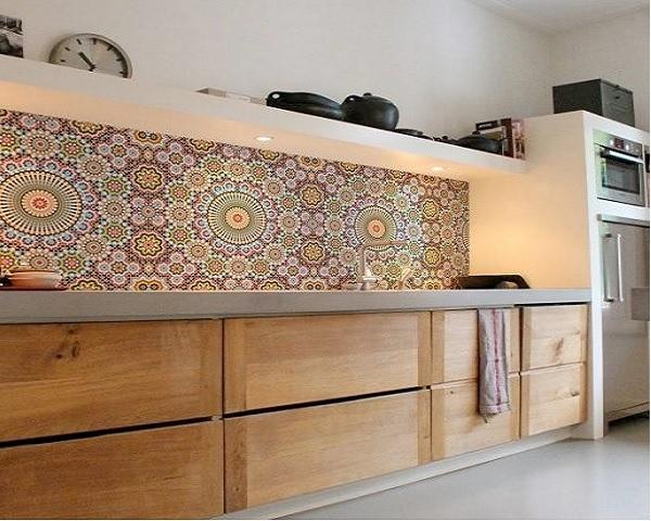 Trend marokkaanse tegels - Marokkaanse design decoratie ...