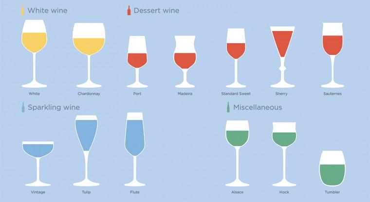 Welk Wijnglas Gebruik Je Bij Welke Wijn Damespraatjes