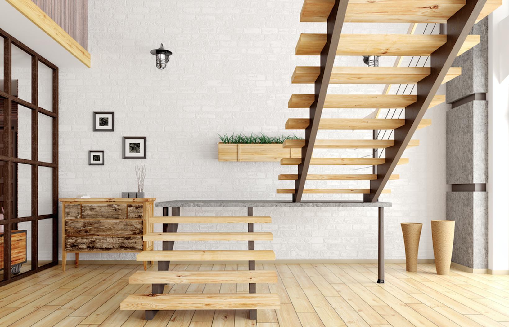 5 manieren om je trap een eye catcher in je interieur te maken damespraatjes - Interieur trap ...