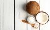 Werken al die toepassingen met kokosolie écht? stock