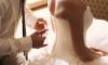 huwelijksnacht stock