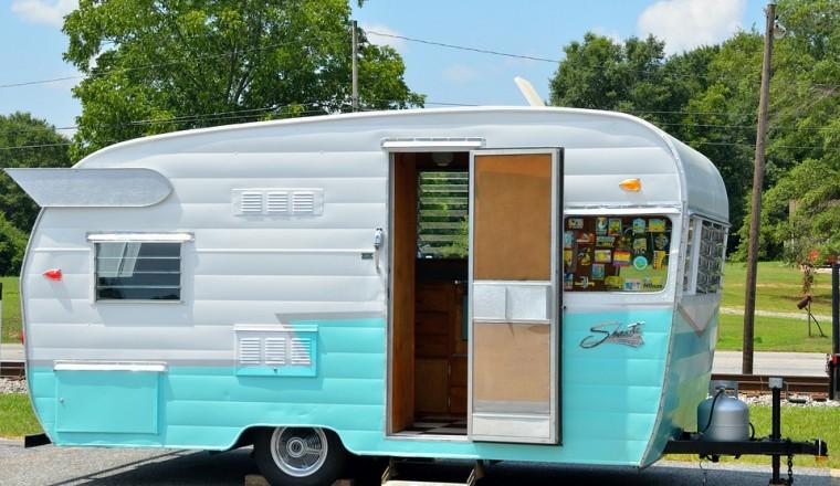 3x bijzondere caravans