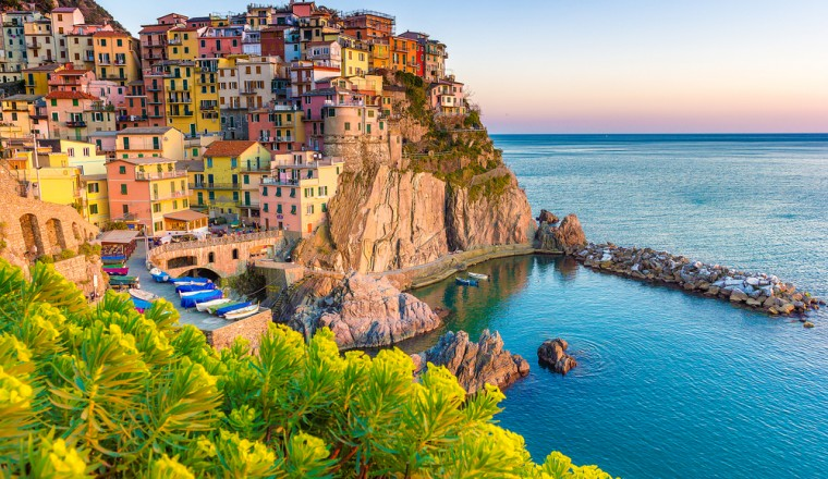 de Italiaanse Amalfikust