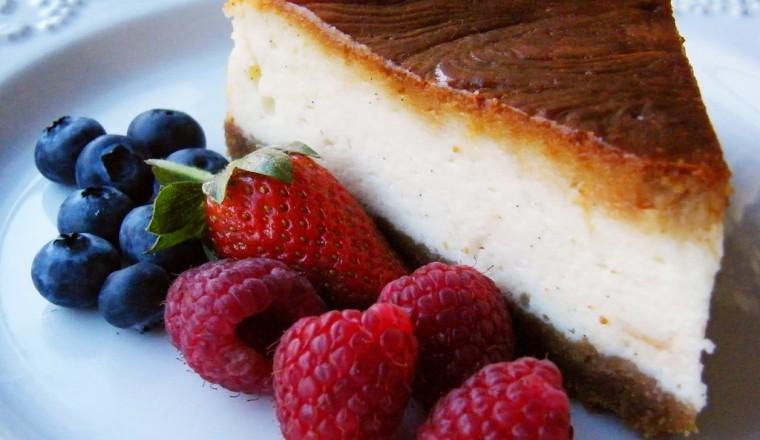 Dit is het basisrecept voor de aller lekkerste cheesecake