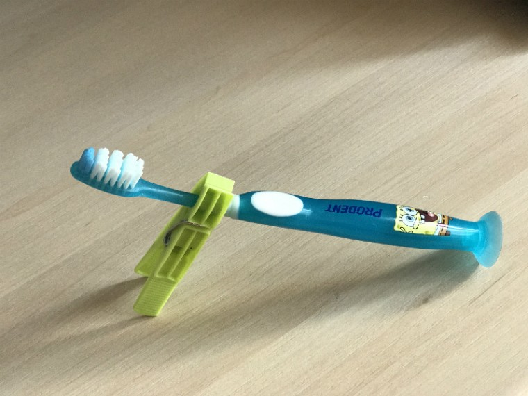 tandenborstelhouder-camping