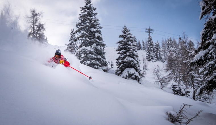 Mountain Outdoor Snow Skiing Ski Sport Winter