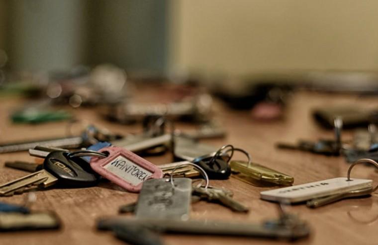 sleutels-opruimen